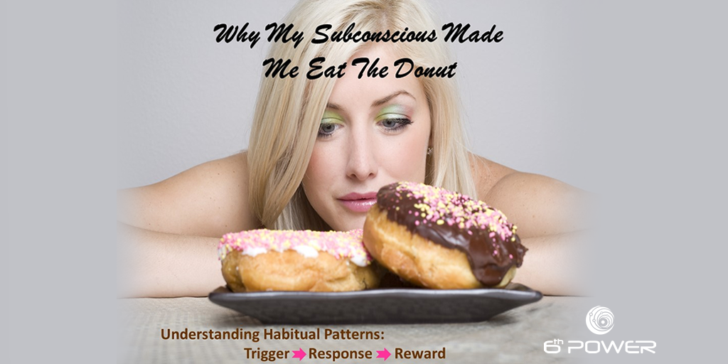 "WHY YOU'RE EATING THAT DONUT AGAINST YOUR ""WILL"""