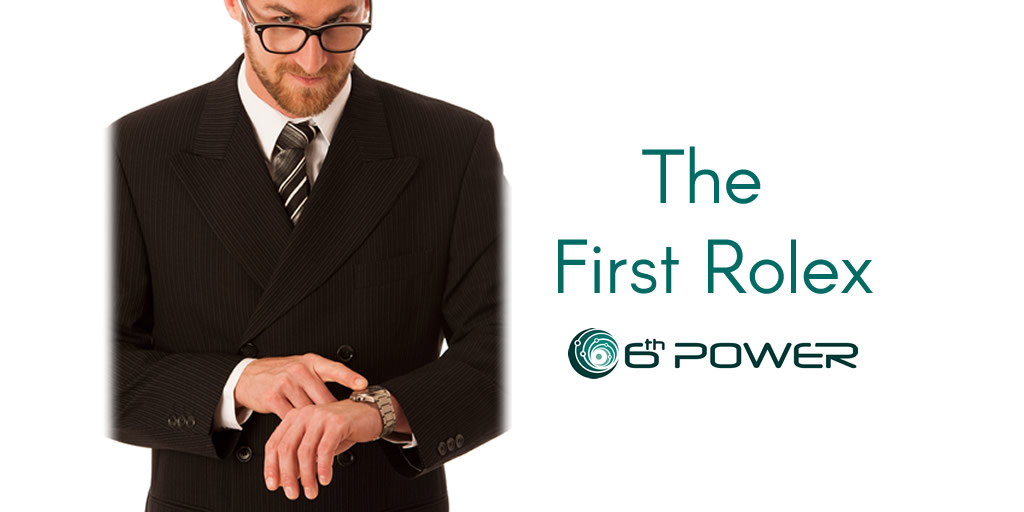 6th-Power-Blog-The-First-Rolex